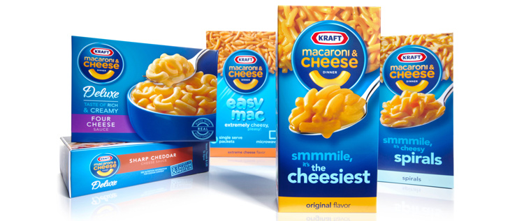 Kraft macaroni and cheese coupons