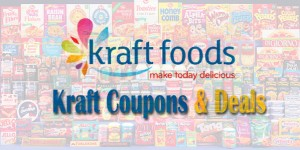 Kraft coupons and Kraft deals